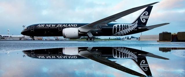 """Air NZ ยูเทิร์นกลับแดนกีวีขณะเหินฟ้าสู่เซี่ยงไฮ้ เหตุลืมลบคำอ้างอิงถึง """"ไต้หวัน"""""""