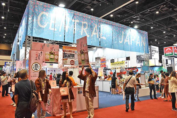 """งาน""""เที่ยวทั่วไทย ไปทั่วโลก"""" จัดเต็มสินค้าท่องเที่ยวมากมาย ไปที่เดียวมีให้เลือกเที่ยวได้ทั่วโลก"""