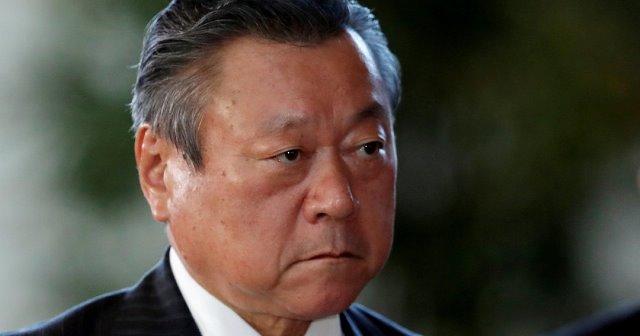 """รัฐมนตรีญี่ปุ่นขอโทษ หลังบอกผิดหวังที่ """"ตัวเก็งเหรียญทองโอลิมปิก"""" ล้มป่วย"""
