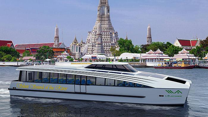 EA จับมือกรมเจ้าท่า เปิดตัวเรือไฟฟ้าต้นแบบ มุ่งสู่ Smart Transport ยกระดับคุณภาพชีวิตสังคมเมือง ลดมลพิษ พร้อมให้บริการปลายปีนี้