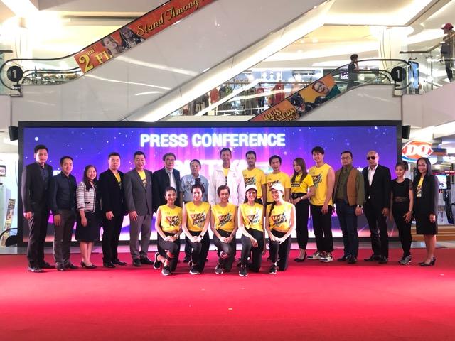 น่องเหล็กเตรียมระเบิดความมันส์ Pattaya Night Run 2019