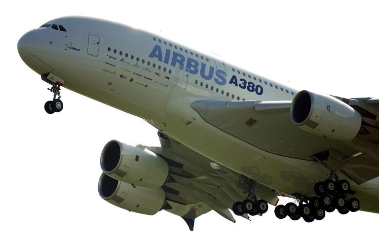 'แอร์บัส' ประกาศเลิกผลิตเครื่องบิน A380 ในปี 2021