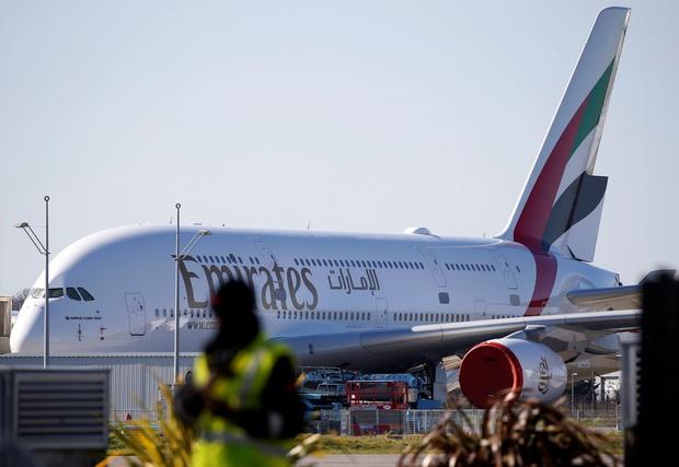 แอร์บัสยุติผลิตซูเปอร์จัมโบ้เอ380 สายการบินโลกเมินเครื่องใหญ่ยักษ์