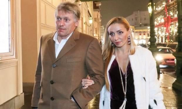 สื่ออังกฤษแฉแหลก...ภรรยาโฆษกปูติน อาจรับฟอกเงินให้เศรษฐีรัสเซีย