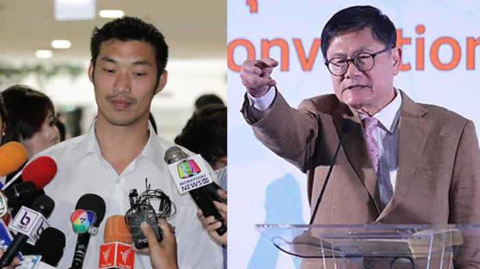 """""""เอนก""""ถาม""""ธนาธร""""เคืองแค้นอะไร ชี้หากเมืองไทยไม่ดีคุณจะรวยหมื่นล้านหรือ"""