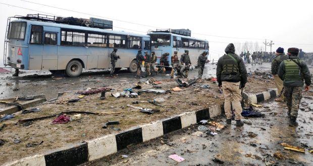 อินเดียโวยจะตอบโต้ปากีสถานอย่างสาสม กรณีเหตุระเบิดในแคชเมียร์