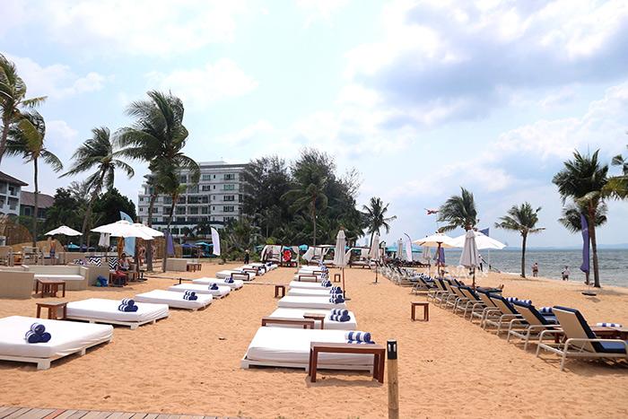 ร้านอาหาร Café Del Mar Pattaya