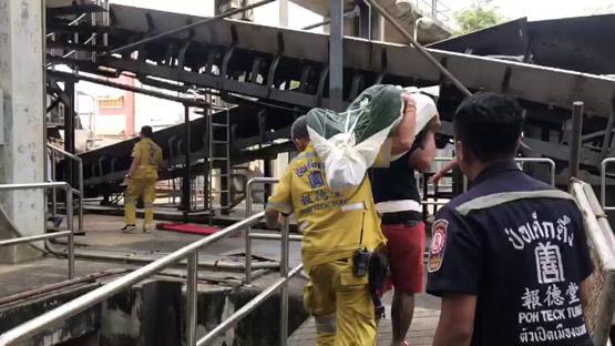 เจอแล้วศพหนุ่มกระโดดสะพานพระราม 5 ญาติใครหายติดต่อ สภ.เมืองนนทบุรี