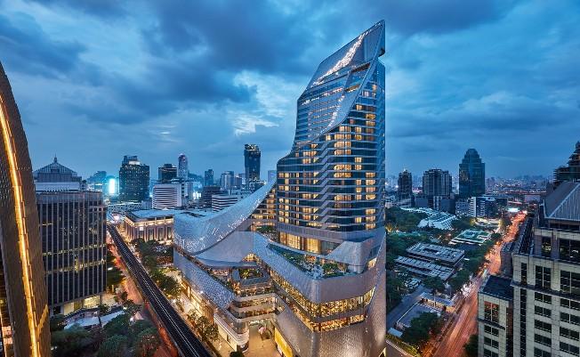 """โรงแรม พาร์ค ไฮแอท แบงค็อก ชนะรางวัล """"โรงแรมที่ดีที่สุดในประเทศไทย"""" และกวาดรางวัลอื่นๆทั่วเอเซีย"""