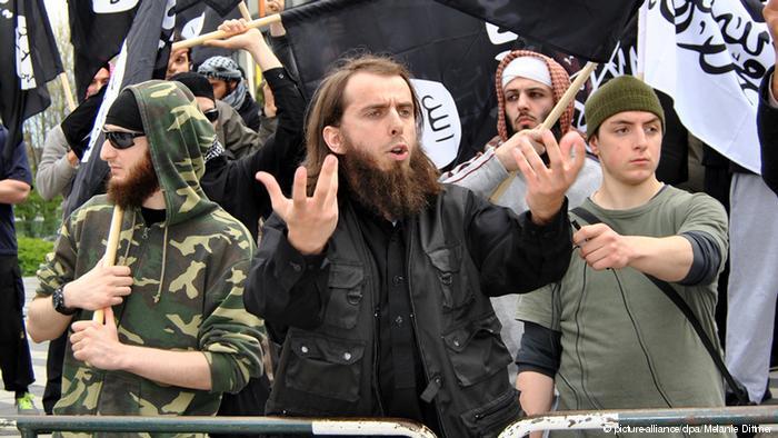 """เยอรมนีระบุ การจับ """"นักรบญิฮาด""""  ในซีเรียกลับประเทศเป็นเรื่องยาก"""