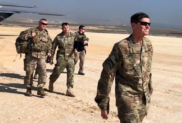 กบฏวอนสหรัฐฯอย่าด่วนทิ้งกัน หลังมะกันมีแผนถอนทหารทั้งหมดพ้นซีเรีย