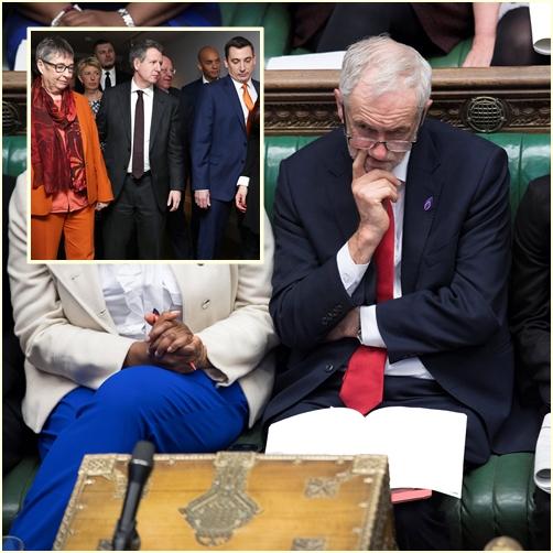 """In Clip: """"เจรามีย์ คอร์บีน"""" เจอกบฎในพรรค!! 7 ส.สพรรคแรงงานอังกฤษตบเท้าลาออก ของขึ้นชี้ ทรยศ BREXIT- ต่อต้านยิว"""