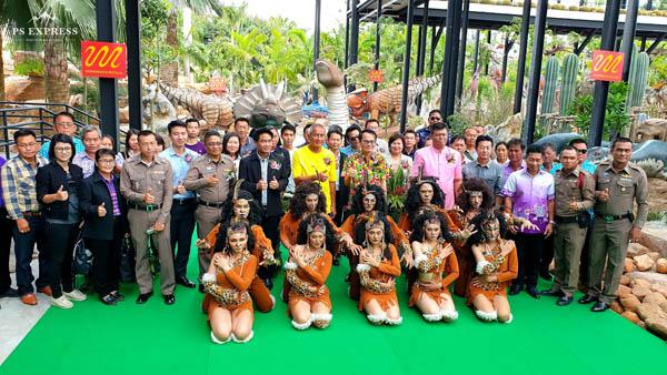 สวนนงนุช เตรียมเปิดแคมเปญเที่ยวฟรีให้ ปชช.ในอีก 3 อำเภอของ จ.ชลบุรี
