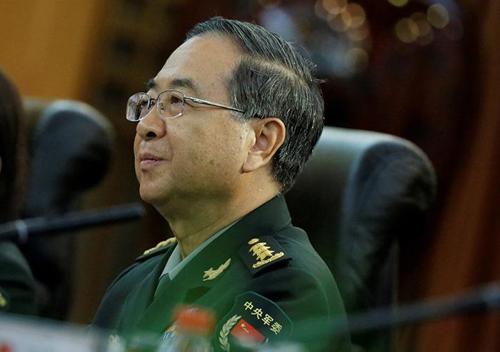 """จำคุกตลอดชีวิต-ยึดทรัพย์ """"ฝัง เฟิงฮุย"""" นายพลจีนข้อหาคอร์รัปชัน"""