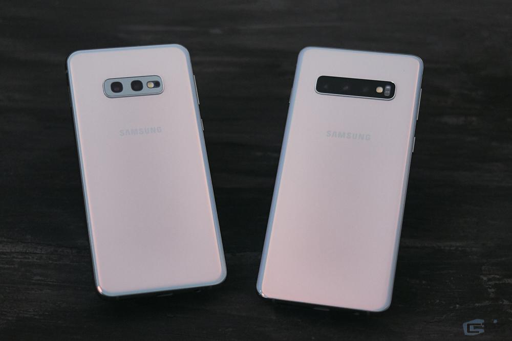 Galaxy S10e และ Galaxy S10