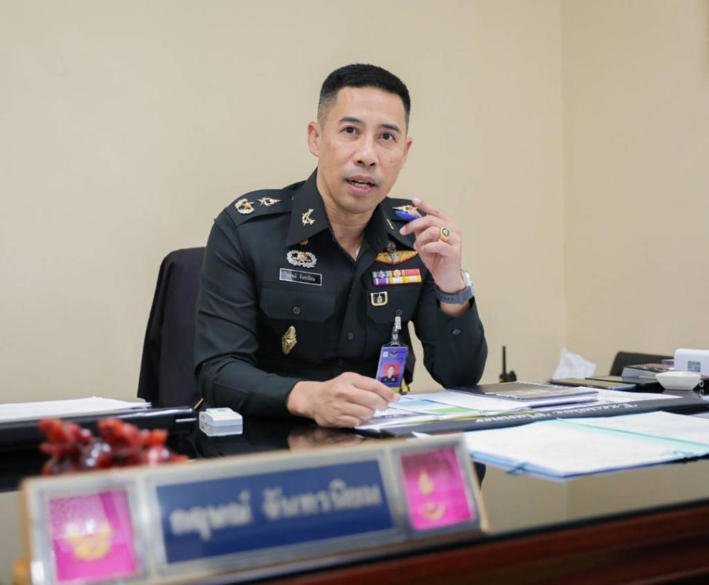 กองทัพไทยโต้พรรคจ้องยุบ ลั่นยังจำเป็น แนะเรียกร้องให้พัฒนาบทบาทมากขึ้น