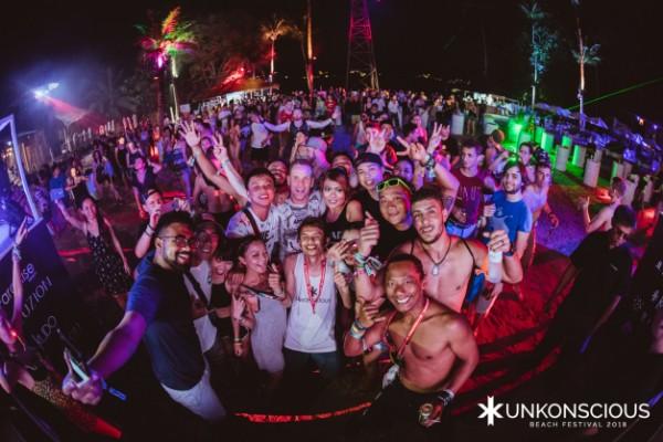 คอนเสิร์ต UnKonscious Beach Festival 2019 ปรากฏการณ์ความมันส์บนชายหาดภูเก็ต ยิ่งใหญ่ที่สุดในเอเชีย