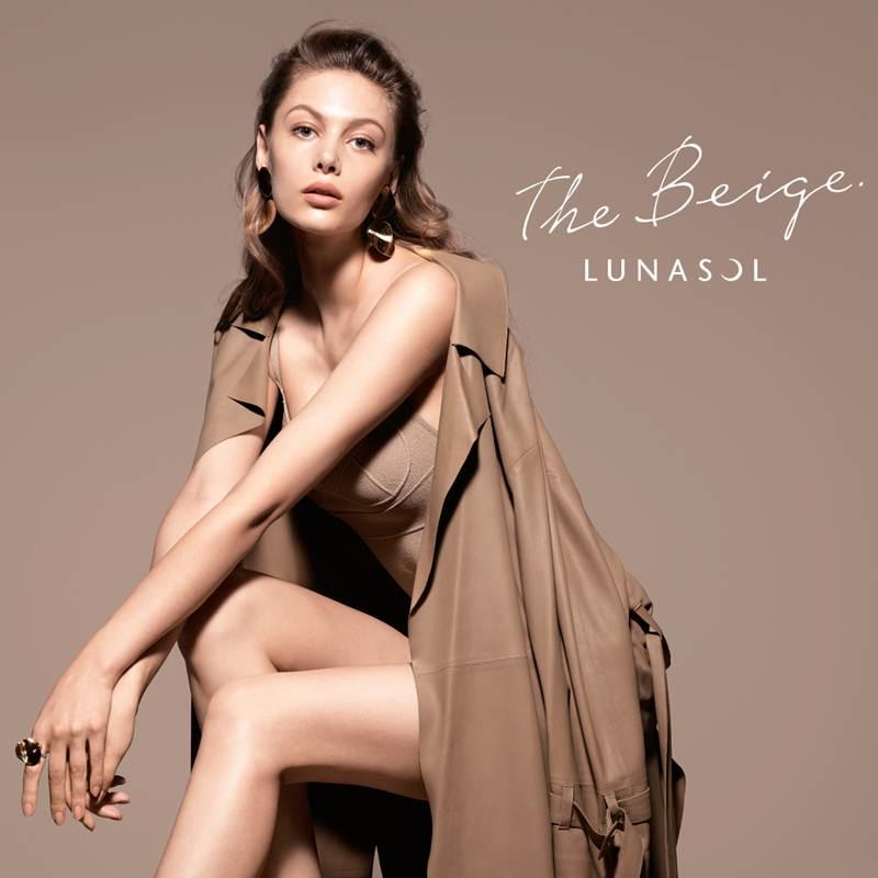 """เปิดมิติใหม่ของสีเบจ กับคอลเลคชั่น """"Kanebo Lunasol The Beige"""""""