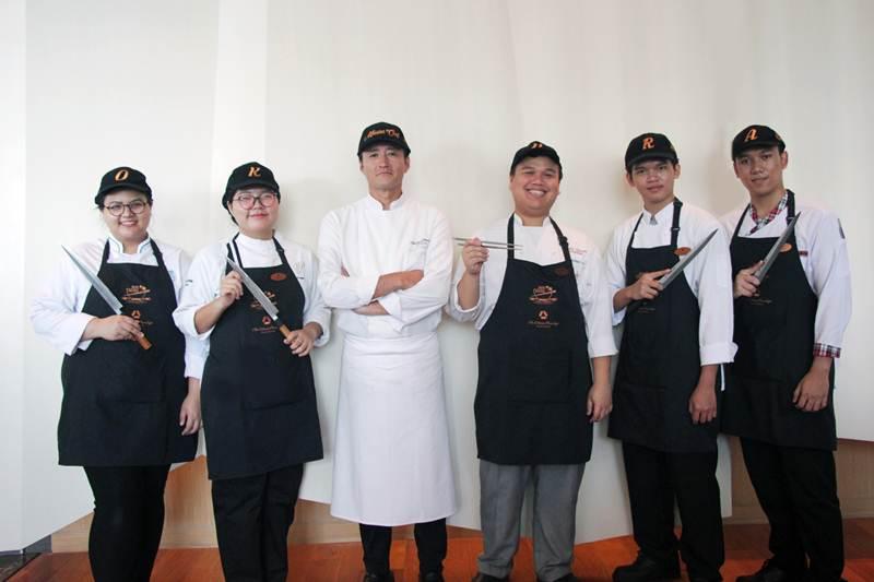 รับสมัครนักศึกษา ร่วมแข่งทำอาหาร ชิงทุนศึกษาดูงานที่ โรงแรม โฮเทล โอกุระ อัมสเตอร์ดัม