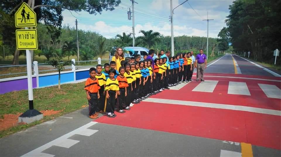 ทช.ปรับถนนหน้าโรงเรียนปลอดภัยปีนี้ อีก 770 แห่ง