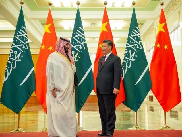 มกุฎราชกุมารซาอุฯ พบผู้นำจีน เซ็นข้อตกลงน้ำมันมูลค่าหมื่นล้านดอลลาร์