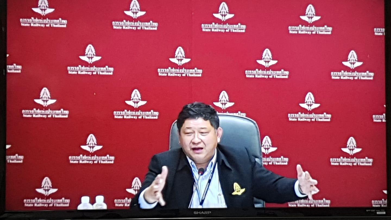 นายวรวุฒิ มาลา รองผู้ว่าการกลุ่มธุรกิจการบริหารทรัพย์สิน รักษาการในตำแหน่งผู้ว่าการรถไฟแห่งประเทศไทย (รฟท.)
