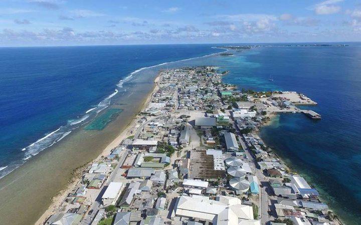 ผวาโลกร้อน! รบ.หมู่เกาะมาร์แชลผุดไอเดีย 'ยกเกาะ' ก่อนจมหายในทะเล