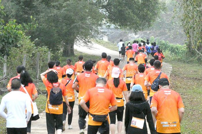 กิจกรรมท่องเที่ยวรูปแบบใหม่ กับการวิ่งไป เที่ยวไป
