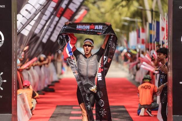 """4 จอมอึดไทยลุยชิงแชมป์โลก ที่ฝรั่งเศส """"นอร์เวย์-ฟิลิปปินส์"""" แชมป์ไอรอนแมน บางแสน 2019"""