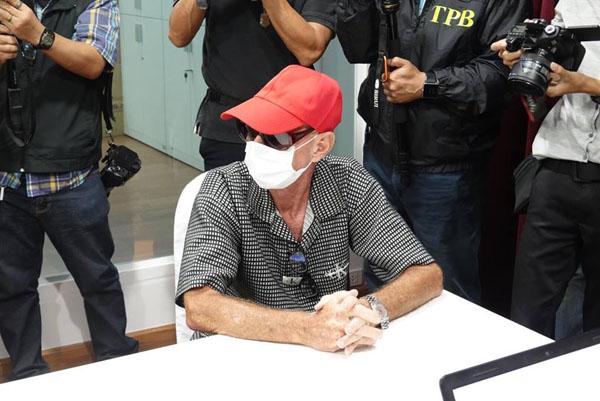 จับเฒ่าเนเธอร์แลนด์ หนีคดีค้ามนุษย์ หนีคดีกบดานไทย
