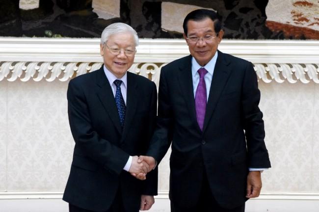 ประธานาธิบดีเวียดนามเยือนกัมพูชากระชับสัมพันธ์ทวิภาคีใกล้ชิด
