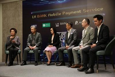LH Bankผนึกพันธมิตรเปิดบริการ Mobile Payment