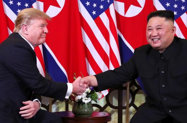 """คิมยินดีให้สหรัฐฯ เปิด """"สำนักงานประสานงาน"""" ในเกาหลีเหนือ"""