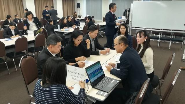 กนอ.ปลื้มโรดโชว์โอซากาเอกชนญี่ปุ่นสนลงทุนกิจการการแพทย์ในอีอีซี
