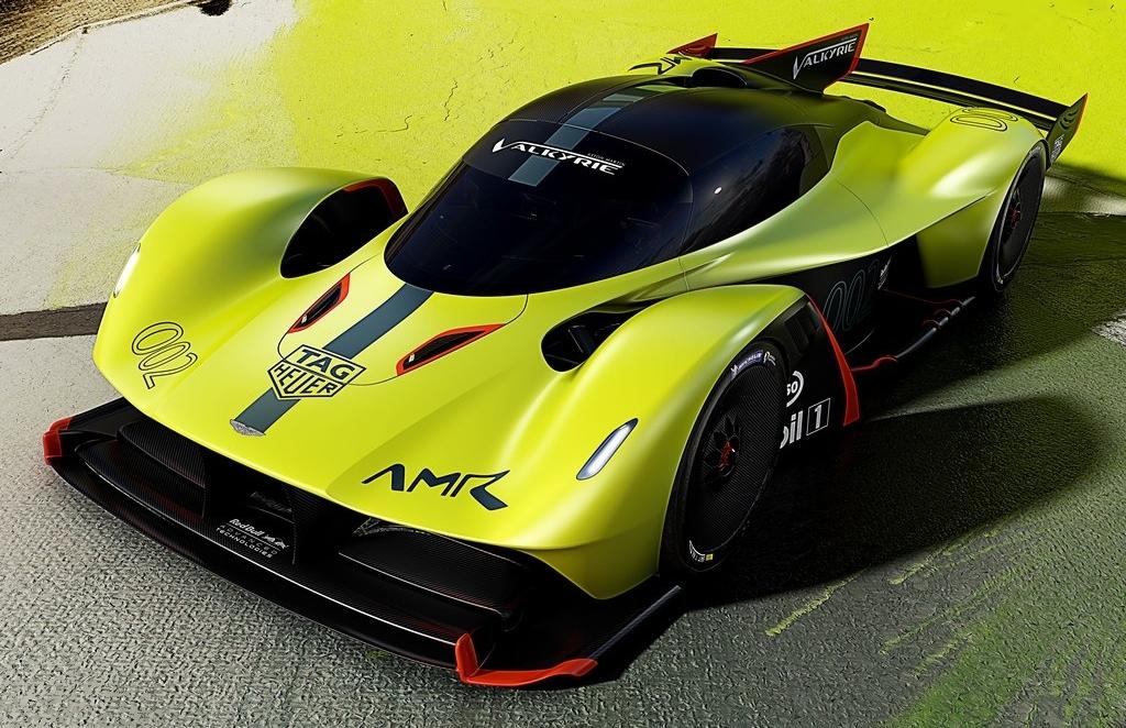 """โหมโรง มอเตอร์โชว์ 2019 ชม """"Aston Martin Valkyrie AMR Pro"""" ราคากว่า300 ล้านบาท"""
