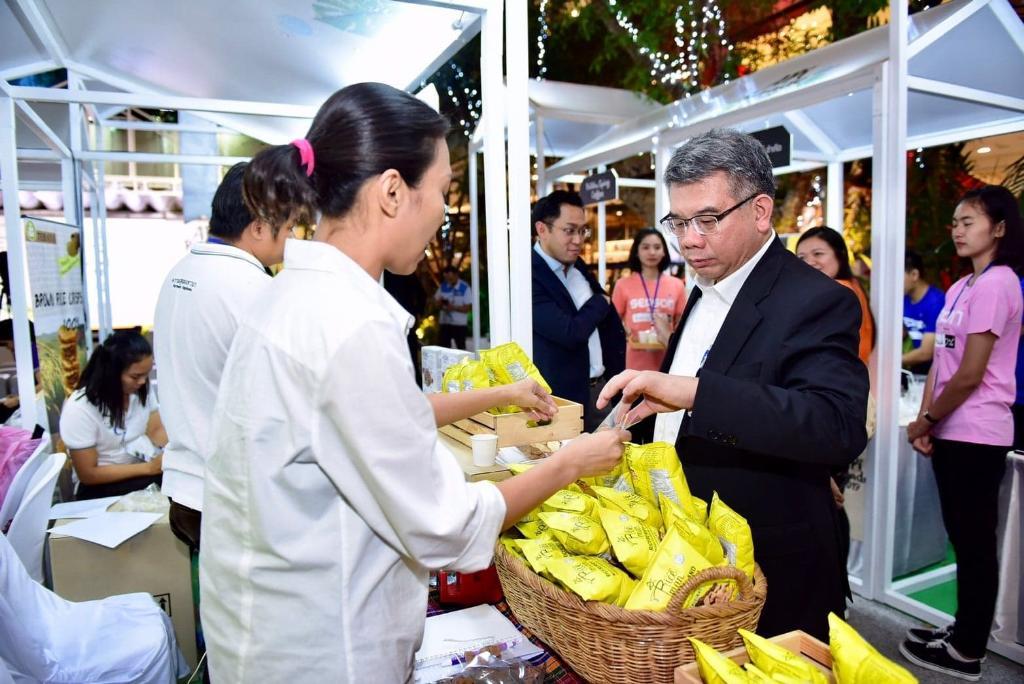 """""""พาณิชย์""""จัดมือเดอะมอลล์จัดงาน APi Parade 2019 นำสินค้าเกษตรนวัตกรรมขายผู้บริโภค"""