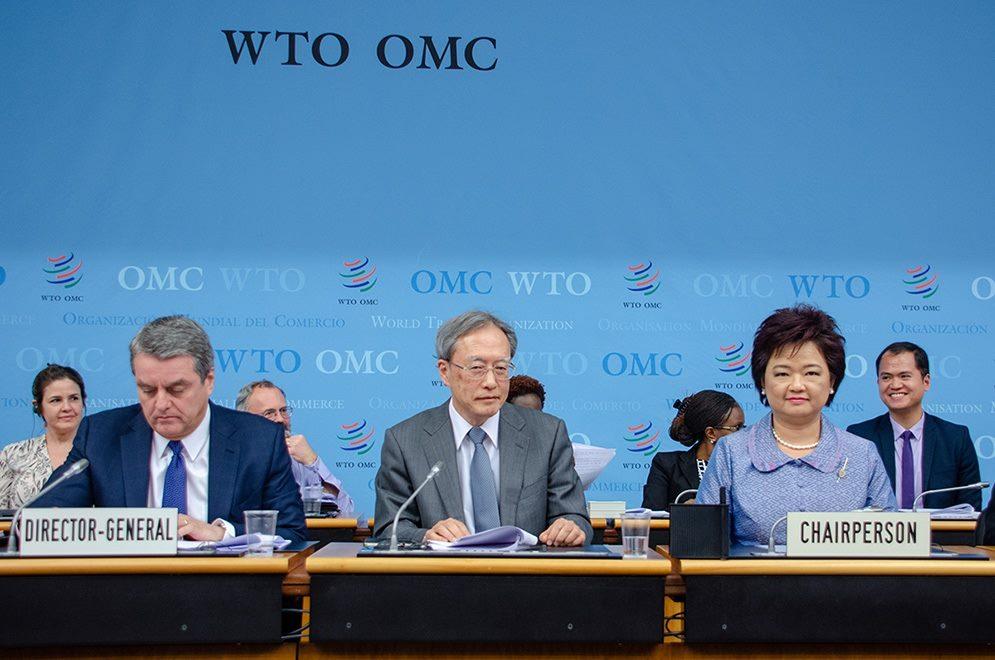 คนไทยคนแรก ขึ้นรับตำแหน่งประธานคณะมนตรีใหญ่ WTO นับตั้งแต่ก่อตั้งปี 38