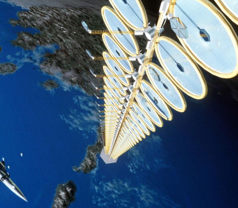 จีนเริ่มโครงการแผงเซลล์แสงอาทิตย์ติดตั้งในอวกาศ เพื่อผลิตไฟฟ้าไว้ใช้บนโลก