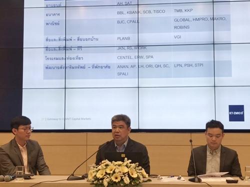 บล.เคที ซีมิโก้ มองเป้าหุ้นไทยปีนี้ 1,700 จุด