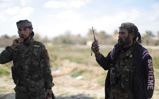 """ทัพซีเรียเข้าโจมตี """"ไอเอส"""" ในทะเลทรายตอนกลางของประเทศ"""
