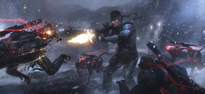 """""""ออสการ์ ไอแซค"""" อาสารับบท """"สเนค"""" ในหนังคนแสดง Metal Gear Solid"""