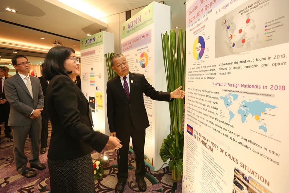 ป.ป.ส. ประชุมเครือข่ายข้อมูลเฝ้าระวังยาเสพติดอาเซียน ครั้งที่ 7