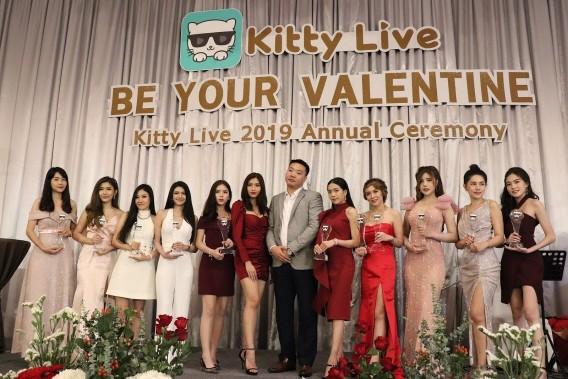 Kitty Live ประเทศไทย จัดงานขอบคุณผู้สนับสนุน  เผยกลยุทธ์การตลาดในปีนี้เพิ่มแนวร่วมพัฒนาธุรกิจ