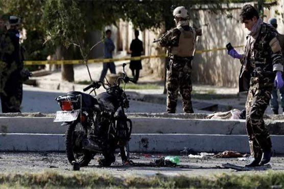 คนร้ายจุดระเบิด-ยิงถล่มบริษัทก่อสร้างในอัฟกานิสถาน ดับอย่างน้อย 16 ราย