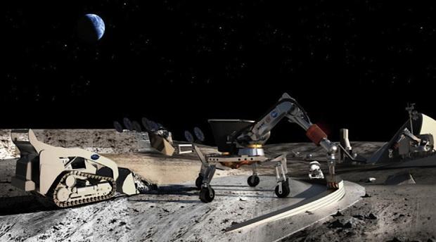 รัสเซียเอาด้วย เล็งขอจับมือลักเซมเบิร์กลุยทำเหมืองแร่ในอวกาศ!!