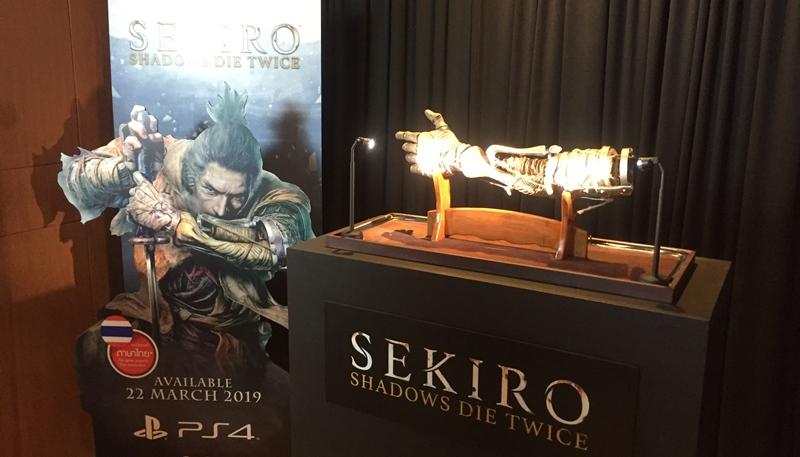 แชร์ความรู้สึก! หลังได้ลองสองเกมใหม่ Sekiro และ Days Gone