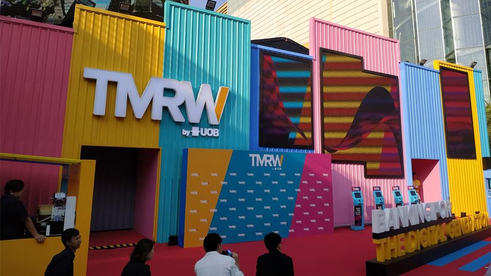 Review : 'TMRW' ดิจิทัลแบงก์ของ 'ยูโอบี' เพื่อวันพรุ่งนี้จริงหรือ?