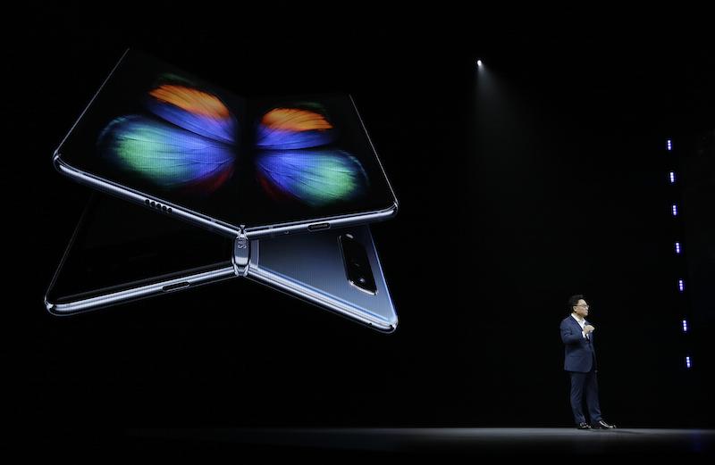 Samsung ซุ่มพัฒนาสมาร์ทโฟนพับได้อีก 2 รุ่น