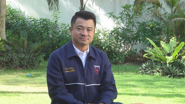 พ.อ.ดร.เศรษฐพงค์ มะลิสุวรรณ โฆษกพรรคภูมิใจไทย