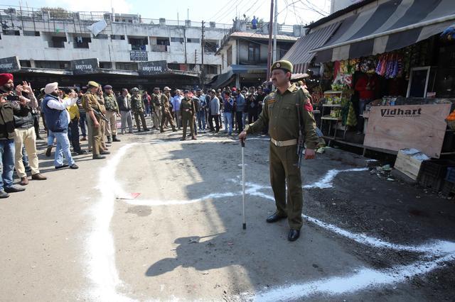 เกิดเหตุระเบิดจุดจอดรถบัสในจัมมูแคชเมียร์ฝั่งอินเดีย ตาย 1 บาดเจ็บ 29